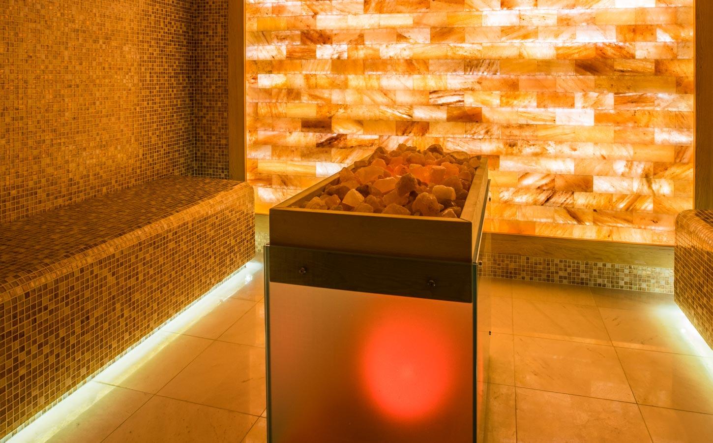 Salt Sauna