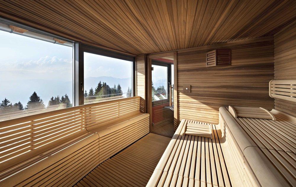 Custom Sauna